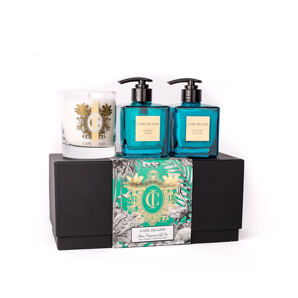 Clifton Beach Soap, Lotion and 250ml Candle